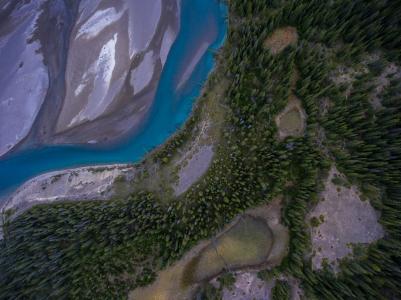 British Columbia backcountry