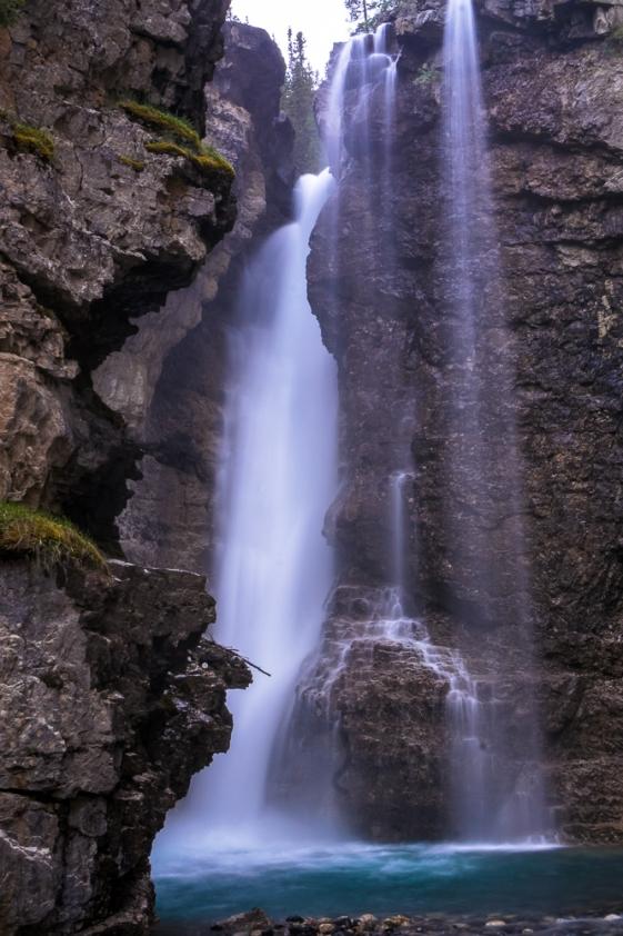 Upper Falls, Jasper National Park