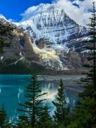 Mt. Robson and Berg Lake