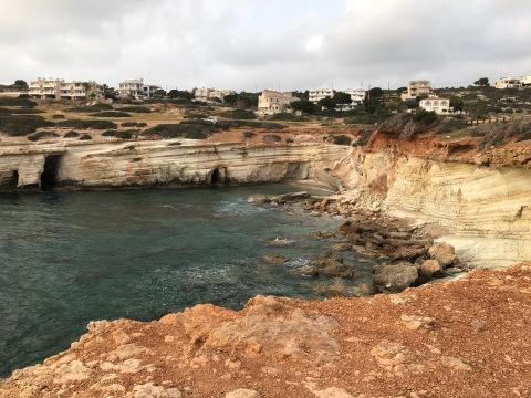 Sea Caves in Paphos