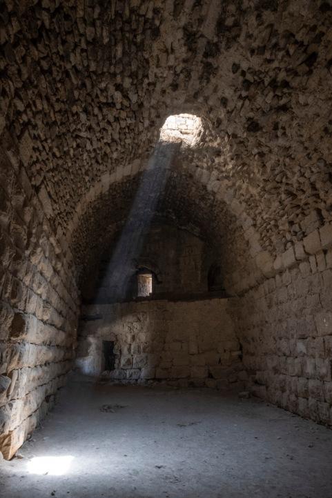 Prison in Kerak Castle