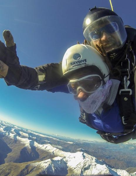skydive Glenorchy