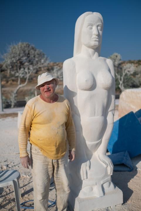 Bulgarian Sculptor